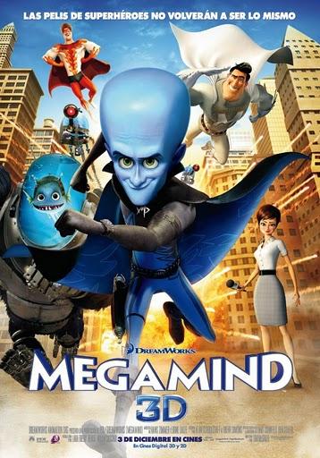 Megamind imagen