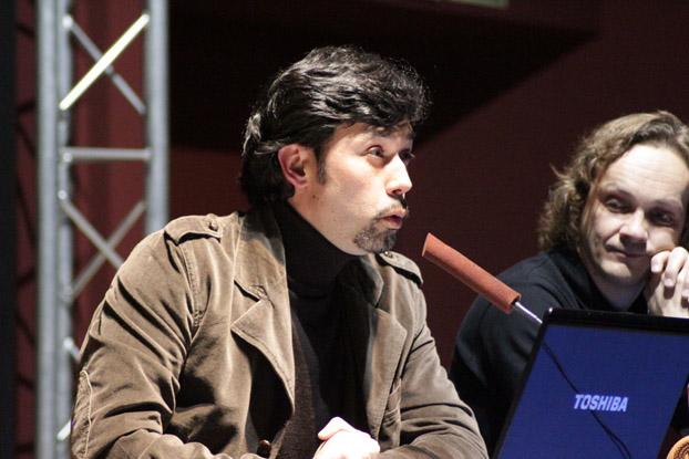 Jorge Magano y Antonio Peláez