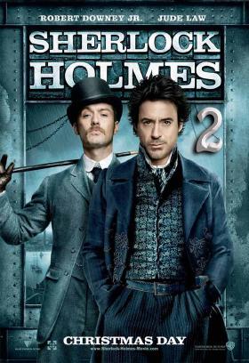 Sherlock Holmes 2 Robert Downey Jr Jude Law